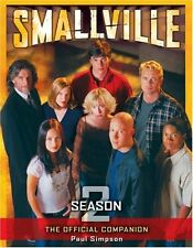 Smallville: Season 2: The Official Companion, Simpson, Paul Paperback Book The