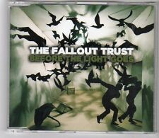 (FE515) The Fallout Trust, Before The Light Goes - 2005 CD