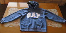 GAP KIDS logo fleece pull over hoodie size XL 12