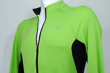 PEARL iZUMi Select Attack LS Long Sleeve Cycling Jersey Green, Extra Large, XL