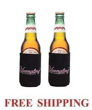 YUENGLING BREWERY 2 BEER BOTTLE COOLER HUGGIE COOZIE COOLIE KOOZIE NEW