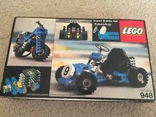 LEGO Expert Builder Classic Set #948  w /Box  and Instructions  from 1977