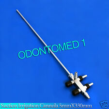 Suction Irrigation Cannula 5mmX330mm Laparoscopy Endos,ODM-LP-024