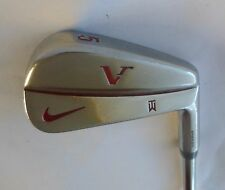 NIKE VR Victory Red TW Forged 5 IRON    S300 Stiff Steel Shaft, Golf Pride Grip