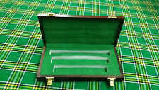H.W Traditional Irish D Flute Case Rosewood/Hard Case D Irish Flute/Flute Box