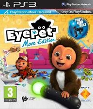 Eyepet (move edition) - move required [PlayStation 3]