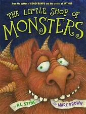 Little Shop Of Monsters Brown  Marc 9780316348522