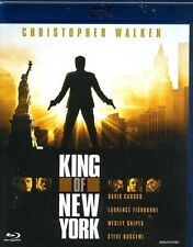 BLU RAY...KING OF NEW YORK (Roi de)...Christopher WALKEN / Wesley SNIPES..NEUF-2