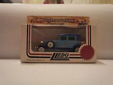 Lledo LP19006 1932 rolls royce phantom ii brewster – félicitations – bleu livrée