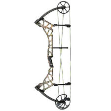 New Bear Archery Tremor Compound Bow Left Hand 70 lbs Realtree Xtra Camo
