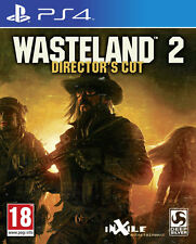 NEW & SEALED Wasteland 2: Director's Cut - PS4 - Fast & Free Delivery
