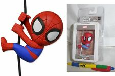 MINI Figura SPIDERMAN Uomo Ragno NECA SCALERS 5cm Originale WAVE 2 Marvel FIGURE