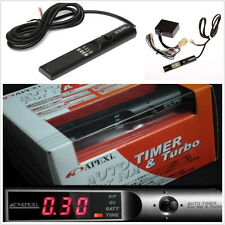 Car SUV Auto Turbo Timer for Turbo & NA Black Pen Control Red Led JDM Universal