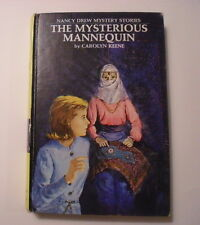 Nancy Drew #47, Mysterious Mannequin, 1st Edition, 2nd print