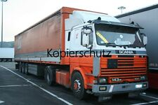 Truck Photo - Lkw Foto Scania 143 (142?) CAF Italien - Italy   /106