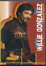 Mega RARE DVD Willie Gonzalez LIVE no es casualidad QUIERO MORIR EN TU PIEL seda
