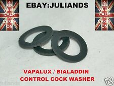 VAPALUX LAMP CONTROL COCK WASHER x 3 PARTS BIALADDIN CONTROL COCK WASHER SPARES