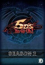 YU-GI-OH 5D'S SEASON 2 New Sealed 8 DVD Set
