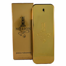 1 Million by Paco Rabanne  Eau De Toilette 3.3 OZ for Men NEW