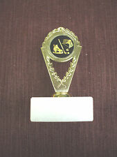 hockey insert trophy award marble party favor