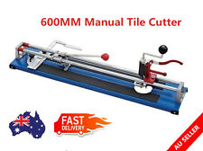 Heavy Duty 600MM Manual Tile Cutter Ceramic Porcelain Cutting Machine Hand Tools