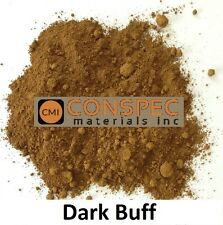 DARK BUFF BEIGE Concrete Color Pigment Dye for Cement Mortar Grout Plaster 1 LB