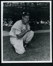 Ted Williams Press Photo 50's Donald Wingfield The Sporting News Boston Red Sox