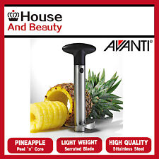 NEW Avanti S/Steel Pineapple Peel 'n' Core, Serrated Blade, Light Weight, 12862