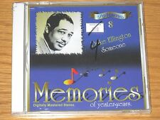 LOT of 2 BRAND NEW SEALED DUKE ELLINGTON CDs -