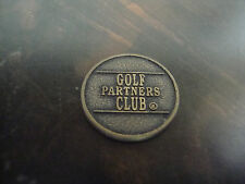 Golf Partners Club---Coin
