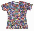 Pokemon Collage 3D Women Men Tops T-shirt #WD152