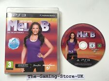 PS3 - Get Fit With Mel B - Fitness Game  (From The Makers Of Sing Star) UK Stock