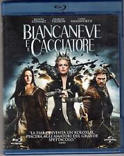 Blu-ray BIANCANEVE E IL CACCIATORE