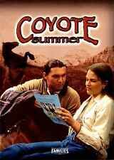 Coyote Summer (DVD, 2003) Feature Films For Families! Children Kids Horses G