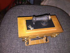 "Vintage Sewing Machine Music Box George Good ""Yesterday"" Beatles Wood Mini Gift"