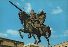 ANTIGUA POSTAL BURGOS . MONUMENTO A EL CID . CASTILLA LEON  MAS EN TIENDA CC1516