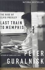 Last Train to Memphis: The Rise of Elvis Presley by Peter Guralnick Plus Bonus