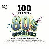 Various Artists - 100 Hits (80s Essentials, 2013)
