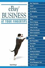 NEW BOOK eBay Business at Your Fingertips - Kevin W Boyd