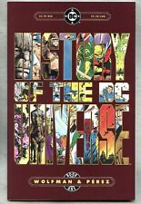 GN/TPB History of the DC Universe #1-1986 vf/nm George Perez Justice Society JSA