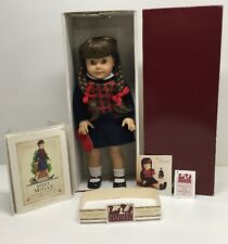 American Girl 1986 Molly-West Germany Pleasant Company White Body W/Original Box