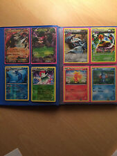 Cartes pokemon - 53 x ex/full art & holo/reverse holo no duplicates-dans le dossier