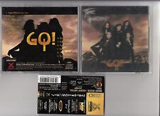 FAIR WARNING - Go! CD 1997 3D COVER XRCN-1292 JAPAN OBI HARD ROCK