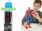 MARVEL AVENGERS ASSEMBLE SPIDER MAN FIGURE - TITAN HERO SERIES BY HASBRO NEW