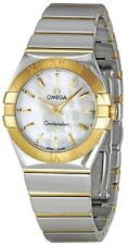 NEW AUTHENTIC OMEGA CONSTELLATION WOMENS LUXURY WATCH SALE 123.20.27.60.05.004