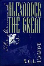 Genius Alexander the Great Macedon Greece Persia Babylon India Plutarch Arrian