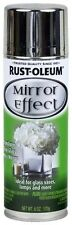 Rust-Oleum 267727 Mirror Effect Spray Paint For Glass