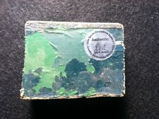 Chicago Cubs Game Used Wrigley Field Stadium Seat Piece