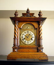 JUNGHANS WOODEN  MANTEL CLOCK