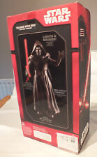 "Star Wars Kylo Ren Talking Figure (Disney) Approx 15"" Tall - LOT WX396"